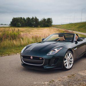 Jaguar F Type Convertible