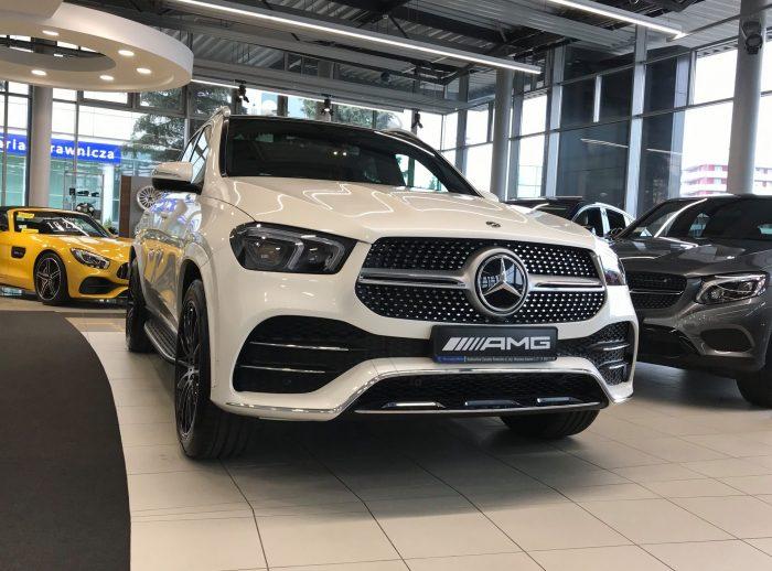 Mercedes GLE 400d