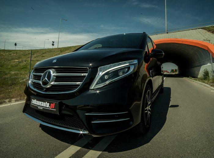 Mercedes v250d