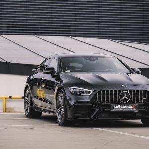 Mercedes benz AMG 63s 4door