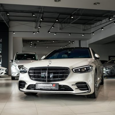 Mercedes – Benz S400